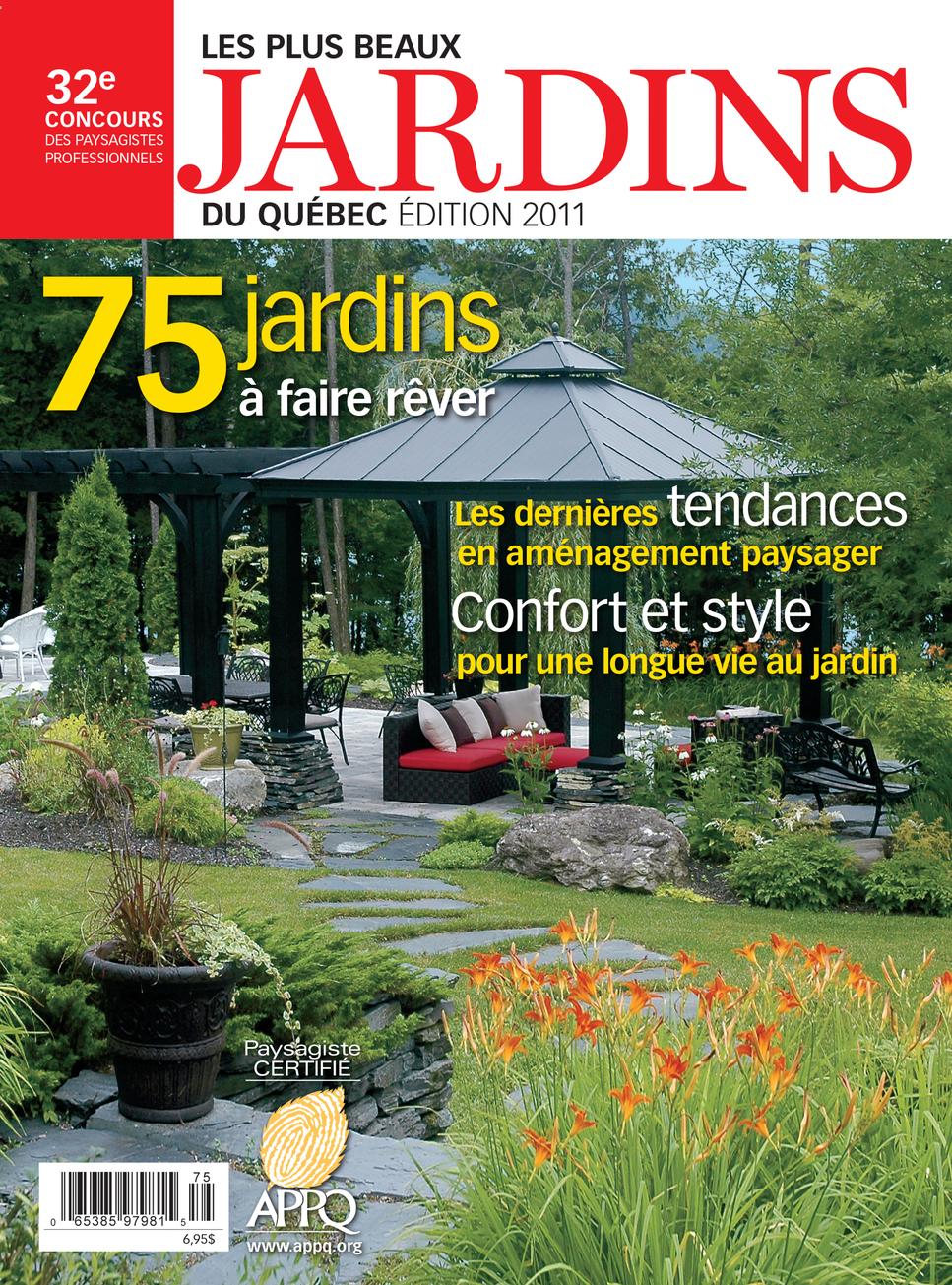 Amenagement Paysager, Jardins, Paysagiste ext rieur de Sherbrooke ...